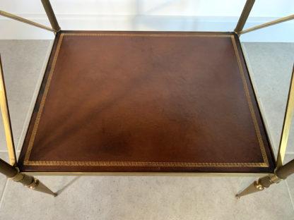 Dernier plateau de rangement du meuble Maison Baguès